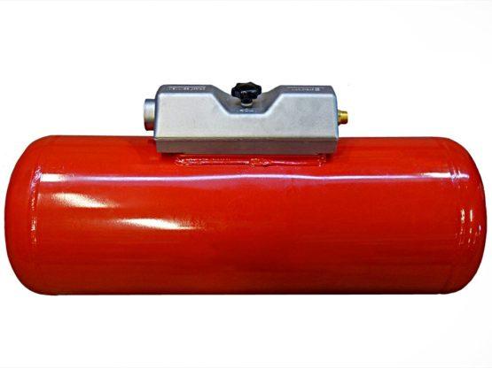 Wohnmobil Gastank Campinggastank Brenngastank 55 Liter 270 X 1069 mm Imbisswagen